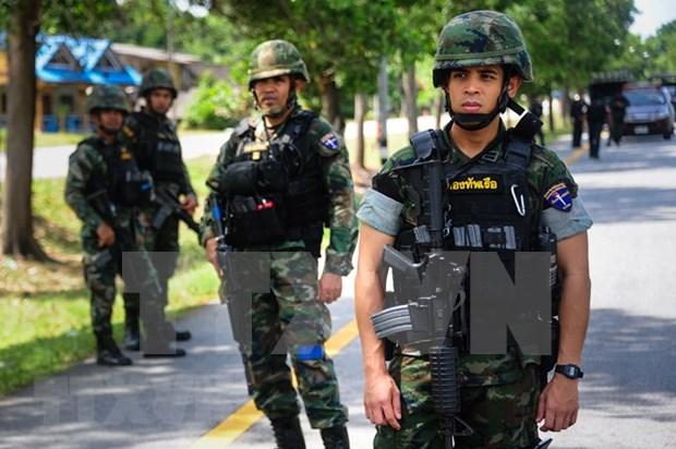 泰国承认伊斯兰极端组织有入侵泰国的可能性 hinh anh 1
