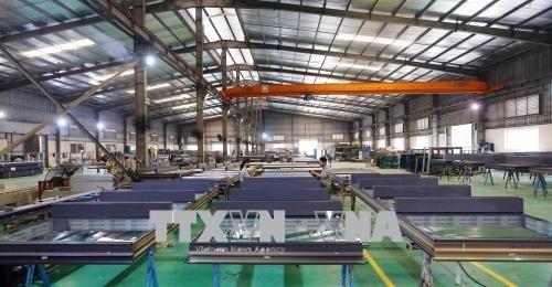 河内市提出2018年出口金额达127亿美元的目标 hinh anh 1