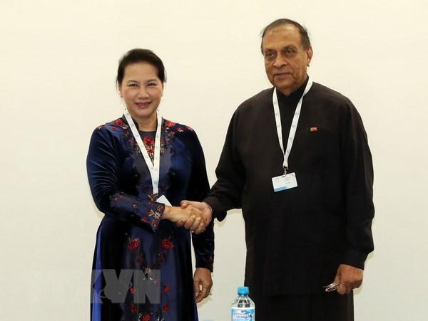 斯里兰卡议会议长卡鲁贾亚苏里亚即将访越 hinh anh 1