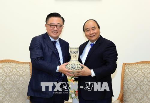 越通社简讯2018.4.20 hinh anh 1