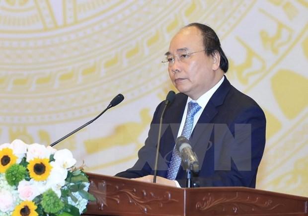 阮春福总理:加强对公共投资的管理力度 防止资产流失 hinh anh 1
