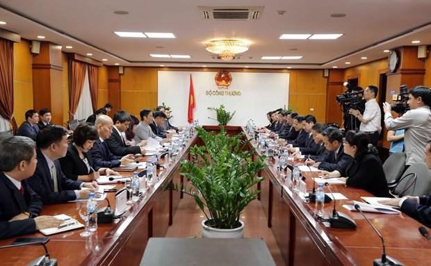 越南是中国广西壮族自治区最大的贸易伙伴 hinh anh 1