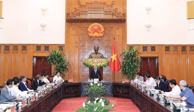阮春福:凭借发展潜力和优势 寻找经济增长新动力 hinh anh 2