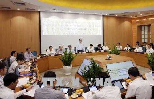 政府副总理王廷惠: 加快中期投资资金拨付 hinh anh 1