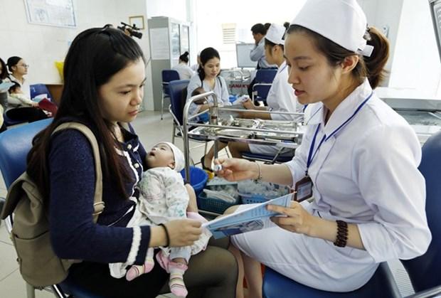 越南国家扩大免疫规划:ComBe Five疫苗将取代Quinvaxem疫苗 hinh anh 1