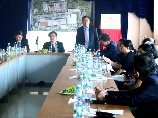 旅居欧洲越南人协会联合会鼓励年轻人积极参与涉侨活动 hinh anh 1