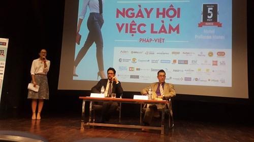 2018年法越就业日将于今年5月份举行 hinh anh 1