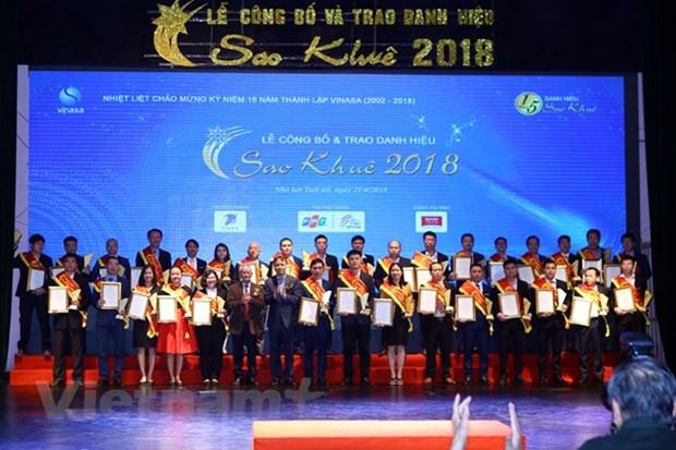 73项信息技术产品和服务获奎星奖 hinh anh 1