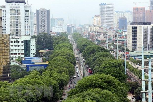 越南学习借鉴加拿大城市政府组织和智慧城市建设经验 hinh anh 1