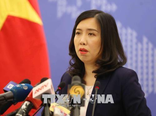 中国在黄沙和长沙两个群岛开展的活动严重侵犯越南主权 hinh anh 1