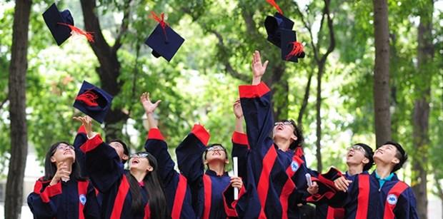 新加坡同行基金会帮助越南贫困大学生 hinh anh 1