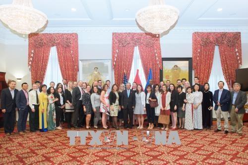 越南与美国国会加强合作关系 hinh anh 2