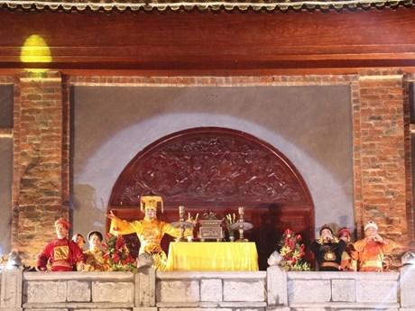 大瞿越国建国1050周年纪念日:2018年长安敬天坛祭坛活动 hinh anh 1