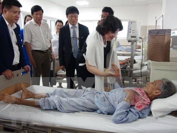 古巴驻越南大使造访广平省 hinh anh 2