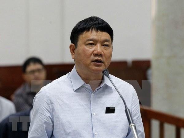 越共中央检查委员会提议对丁罗升给予最高纪律处分 hinh anh 1