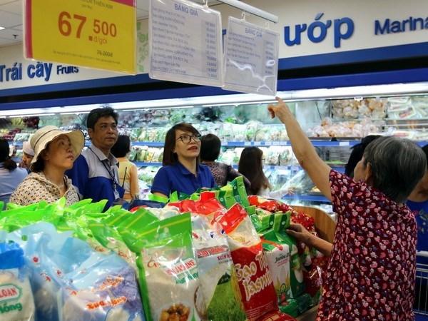 2018年4月越南居民消费价格指数略增 hinh anh 1