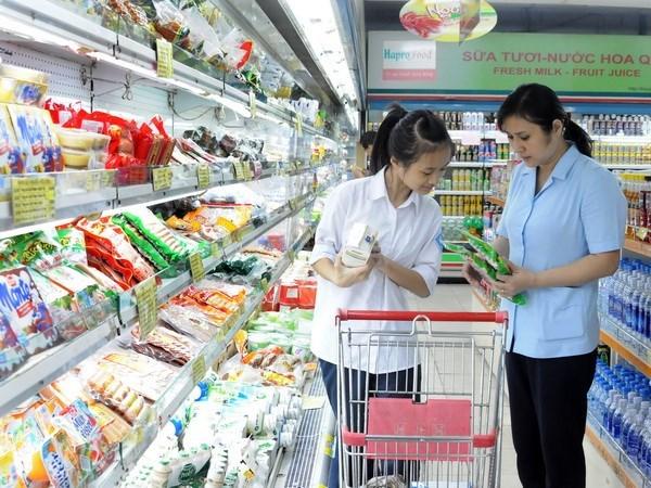 2018年4月份胡志明市居民消费价格指数环比增长0.12% hinh anh 2