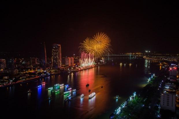 4•30越南南方解放日和5•1国际劳动节假期:全国各地旅游景点接待游客量猛增 hinh anh 1