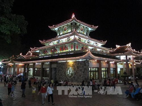 安江省着力发展宗教文化旅游 hinh anh 1