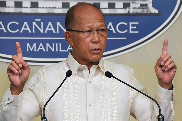 菲律宾与韩国承诺加强军事关系 hinh anh 2