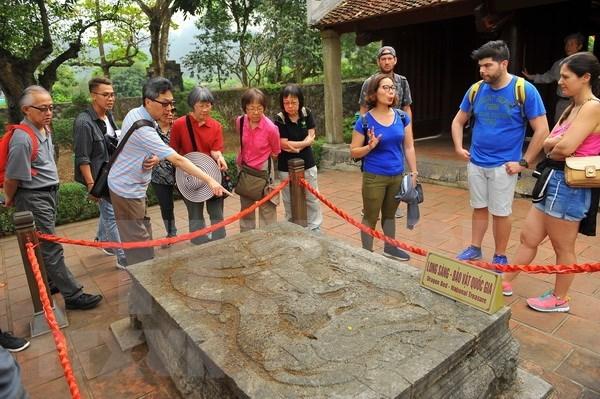 今年前4月越南国际游客到访量达554万人次 hinh anh 1