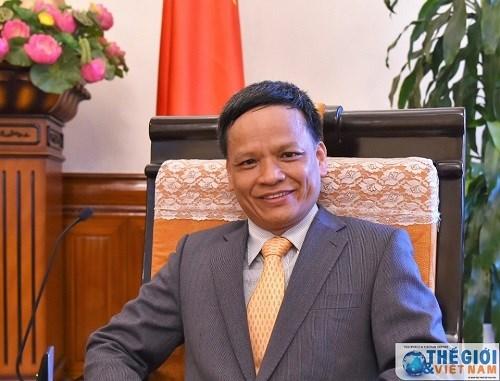 阮鸿操当选联合国国际法委员会第二副主席 hinh anh 1