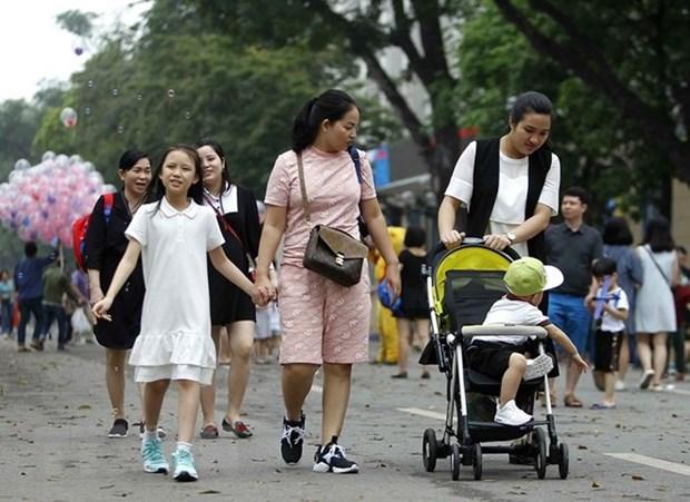 越南南方解放日和五一国际劳动节假期全国接待游客量猛增 hinh anh 1