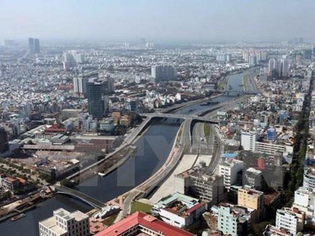 越南三座城市将参加东盟智慧城市网络 hinh anh 1