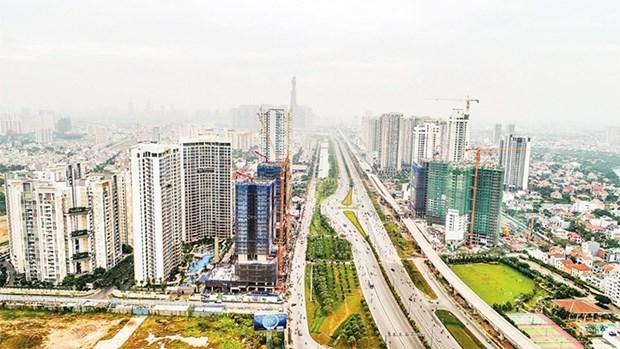"""图表新闻:胡志明市试点展开""""智慧城市"""" hinh anh 1"""