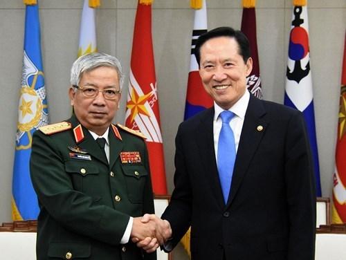 越南国防对外:通过和平方式提早保卫祖国的计策(第一期) hinh anh 1