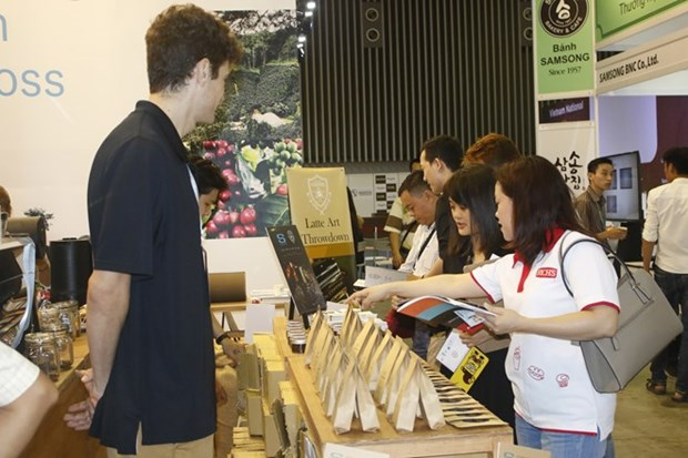 促进越南咖啡业向前发展 让越南咖啡展更具吸引力 hinh anh 1