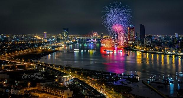 岘港市接待游客量增长14% hinh anh 1