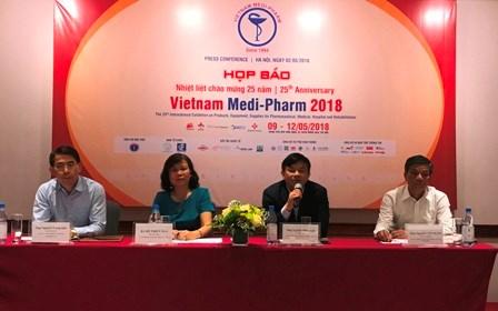 越南第25届国际医药制药、医疗器械展将于5月9日开展 hinh anh 1