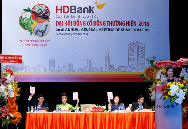 HDbank与PGbank将进行合并 hinh anh 1