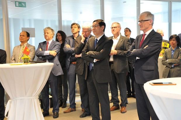 比利时法兰德斯大区企业即将组团赴越考察 寻求发展商机 hinh anh 3
