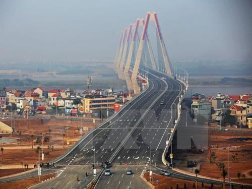 扩大行政地界十年后的首都河内发生巨大变化 hinh anh 1