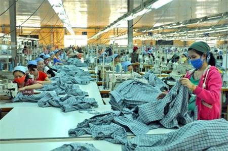 越南出口商品本土化率不断增加 hinh anh 1
