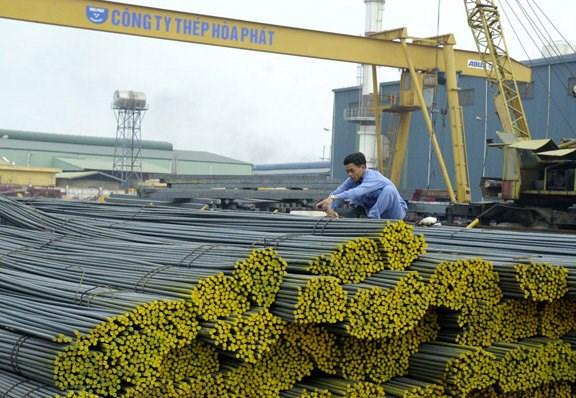 越南和发钢铁集团增加对澳大利亚市场钢铁出口量 hinh anh 1