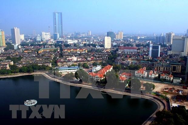 扩大行政地界十年后的首都河内发生巨大变化 hinh anh 2