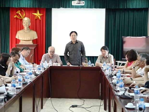 2018年越南艺术图片展正式启动 hinh anh 1
