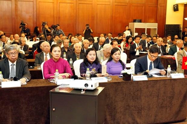 越南担任东南亚医学协会轮值主席 hinh anh 2
