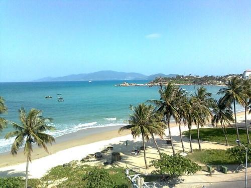 清化省海进旅游区2018年旅游旺季准备就绪 hinh anh 2