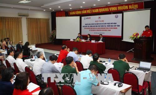 越南着力加强自然灾害防范工作 hinh anh 2