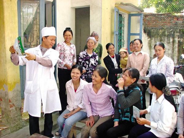 越南大约有17.4%的女性有堕胎经历 hinh anh 1