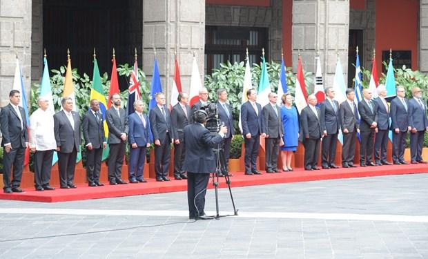 墨西哥总统承诺加强越墨多领域合作 hinh anh 3