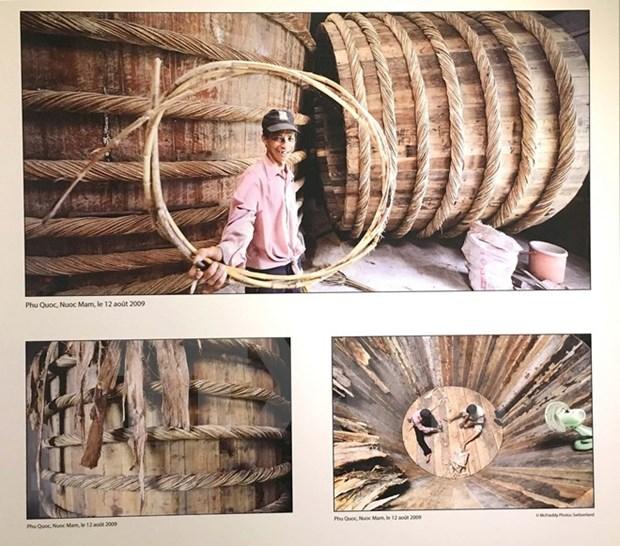 瑞士摄影师镜头中的越南日常生活 hinh anh 2