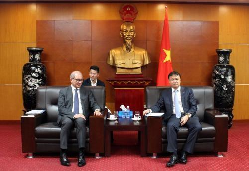 越南一向遵守《禁止化学武器公约》并谴责使用化学武器的行为 hinh anh 1