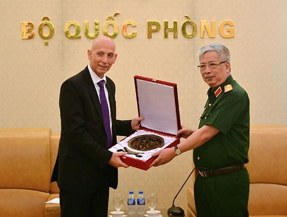 越南与以色列加强防务合作 hinh anh 2