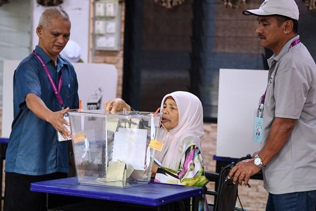 马来西亚国会下议院选举开锣 hinh anh 1