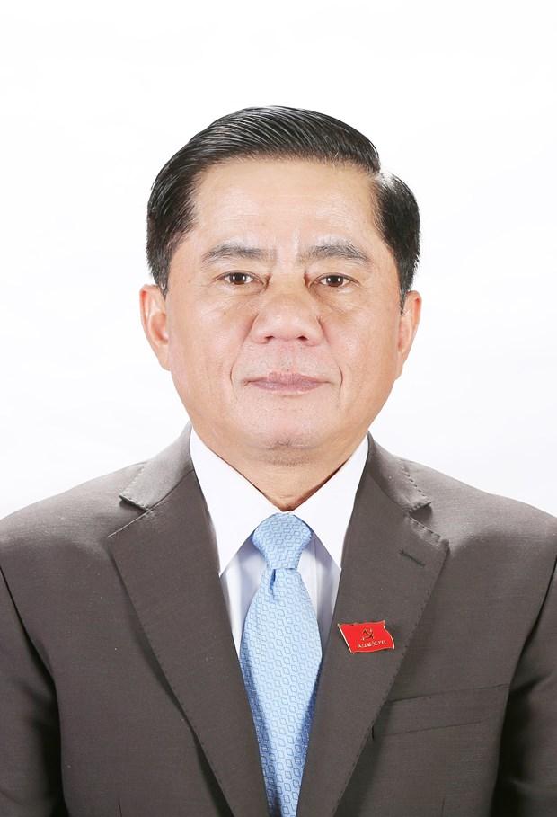 越共十二届七中全会:陈锦秀和陈青敏被补选为第十二届中央书记处成员 hinh anh 2